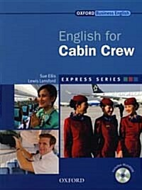 Express Series English for Cabin Crew : A short, specialist English course (Package)