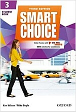 Smart Choice: Level 3: Student Book with Online Practice and On The Move : Smart Learning - on the page and on the move (Package, 3 Revised edition)