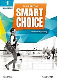 Smart Choice: Level 1: Workbook with Self-Study Listening : Smart Learning - on the page and on the move (Paperback, 3 Revised edition)