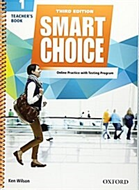 Smart Choice: Level 1: Teachers Book with access to LMS with Testing Program : Smart Learning - on the page and on the move (Package, 3 Revised edition)