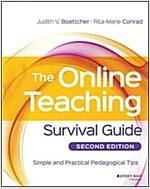 The Online Teaching Survival Guide: Simple and Practical Pedagogical Tips (Paperback, 2)