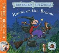 노부영 Room on the Broom (Paperback + CD)