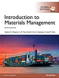Introduction to Materials Management, Global Edition (Paperback, 8 ed)