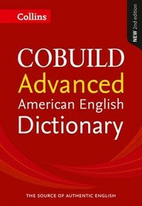 Collins COBUILD Advanced American English Dictionary (Paperback, 2 Revised edition)