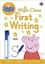 Peppa Pig: Practise with Peppa: Wipe-Clean First Writing (Paperback)