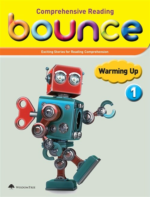 Bounce Warming Up 1 (Student Book + Audio CD)