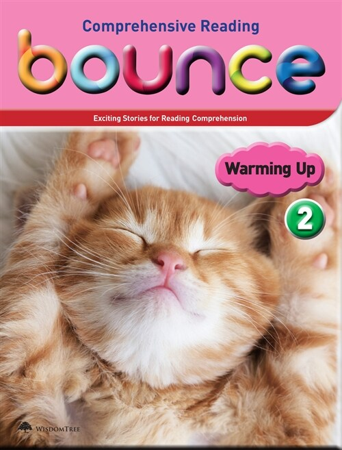 Bounce Warming Up 2 (Student Book + Audio CD)