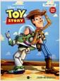 [중고] Toy Story 1 토이 스토리 1 (코믹북 + 워크북 + CD 1장)