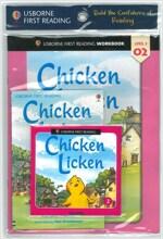 Chicken Licken     (Paperback, Audio CD, Workbook)