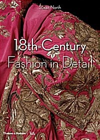 18th-Century Fashion in Detail (Paperback)