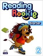 Reading Rookie Starter 2 (Book, CD, Workbook)