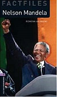 Oxford Bookworms Library Factfiles: Level 4:: Nelson Mandela Audio CD Pack (Package)