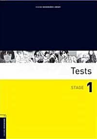 Oxford Bookworms Library 1: Tests (Paperback, 3rd Edition)