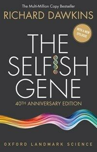 The Selfish Gene : 40th Anniversary edition (Paperback, 4 Revised edition)