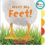 Meet My Feet (Rookie Toddler) (Board Books)