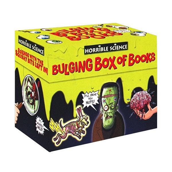 Bulging Box of Books (Paperback)
