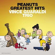 [수입] Vince Guaraldi Trio - Peanuts Greatest Hits [Limited 120g Picture LP]