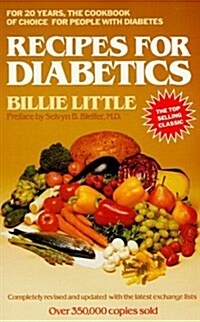 Recipes for Diabetics (Paperback, Revised, Subsequent)