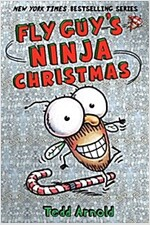 Fly Guy's Ninja Christmas (Hardcover)