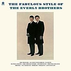 [수입] The Everly Brothers - The Fabulous Style Of The Everly Brothers [180g LP]