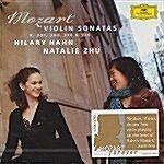 [수입] 모차르트 : 바이올린 소나타 K.301,304,376 & 526