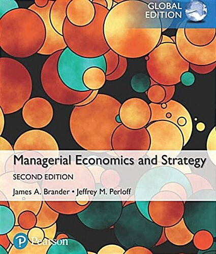 Managerial Economics and Strategy, Global Edition (Paperback, 2 ed)
