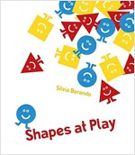 Shapes at Play : a minibombo book (Hardcover)