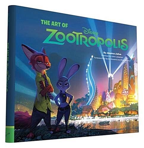 The Art of Zootropolis (Hardcover)