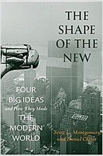 The Shape of the New: Four Big Ideas and How They Made the Modern World (Paperback)