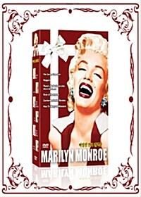 [중고] 헐리우드 클래식 여배우 명작영화 DVD 컬렉션 6편 - 마릴린 먼로 (6disc)
