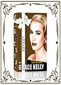 헐리우드 클래식 여배우 명작영화 DVD 컬렉션 6편 - 그레이스 켈리 (6disc)