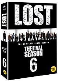 로스트 시즌 6 (6disc)
