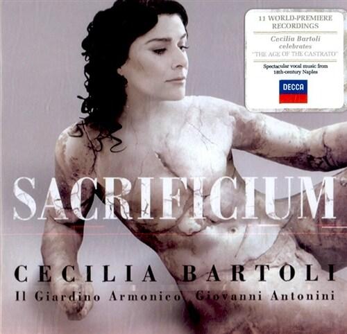 [수입] 체칠리아 바르톨리 : 사크리피치움 - 희생