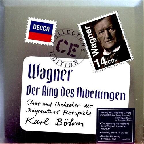 [수입] 바그너 : 니벨룽겐의 반지 [14CD]