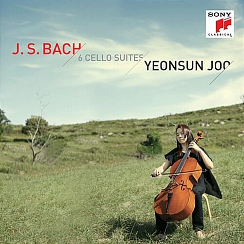 바흐 : 무반주 첼로 모음곡 전곡 BWV 1007-1012 [2CD]