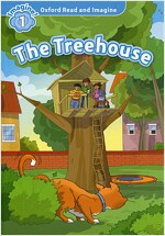 Oxford Read and Imagine: Level 1: The Treehouse (Paperback)