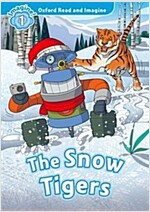 Oxford Read and Imagine: Level 1: The Snow Tigers Activity Book (Paperback)