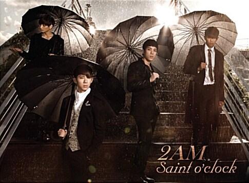 [중고] 2AM - 정규 1집 Saint o'Clock [스페셜 한정판]