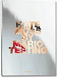 Kate Moss by Mario Testino (Hardcover)