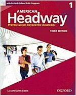 American Headway: One: Student Book with Online Skills : Proven Success beyond the classroom (Package, 3 Revised edition)