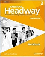 American Headway: Two: Workbook with iChecker : Proven Success beyond the classroom (Package, 3 Revised edition)