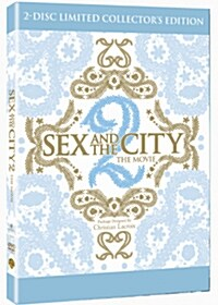 섹스 앤 더 시티 2 : 디자이너 한정판 (2disc)