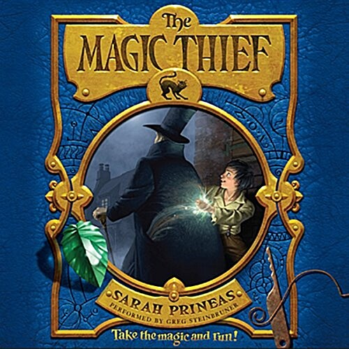The Magic Thief (MP3 CD)