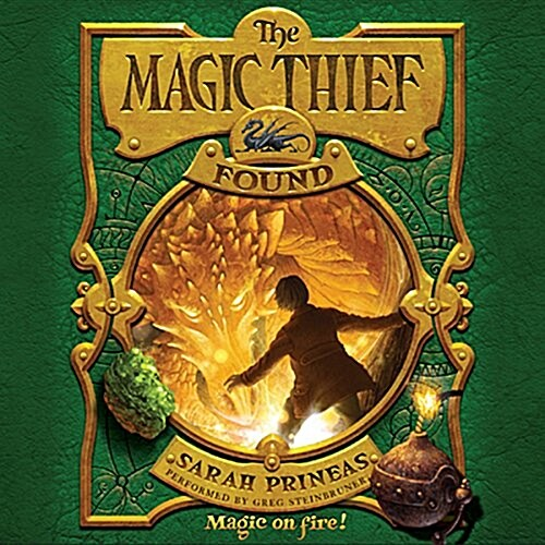The Magic Thief: Found (MP3 CD)