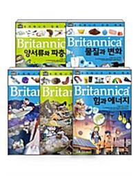 [세트] 브리태니커 만화 백과 1~5 세트 - 전5권