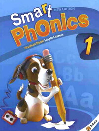 Smart Phonics 1 (Student Book + CD 1장, New Edition)