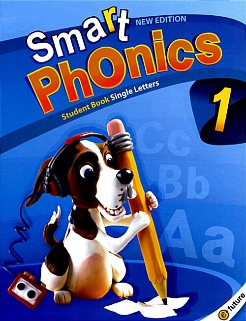 Smart Phonics 1 (Student Book + CD 1장, New Edition)