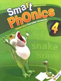 Smart Phonics 4 (Student Book + CD 1장, New Edition)