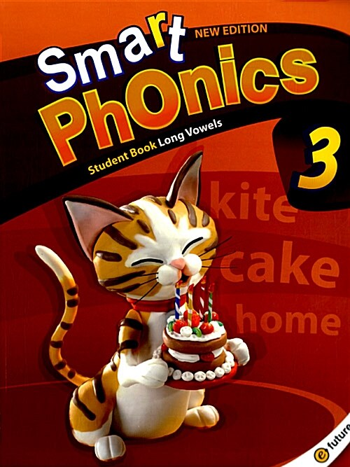 Smart Phonics 3 (Student Book + CD 1장, New Edition)