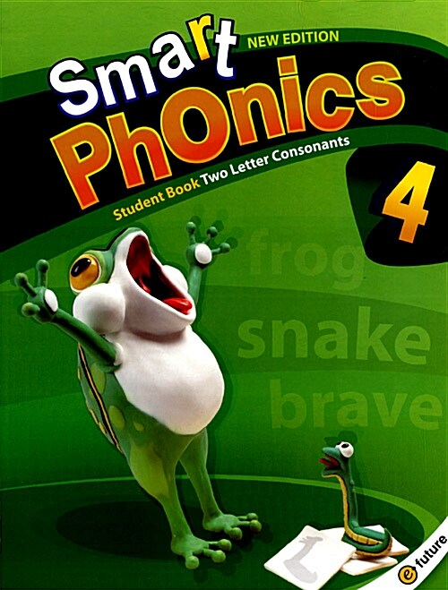 Smart Phonics 4 (Student Book + CD 1장, New Edition)
